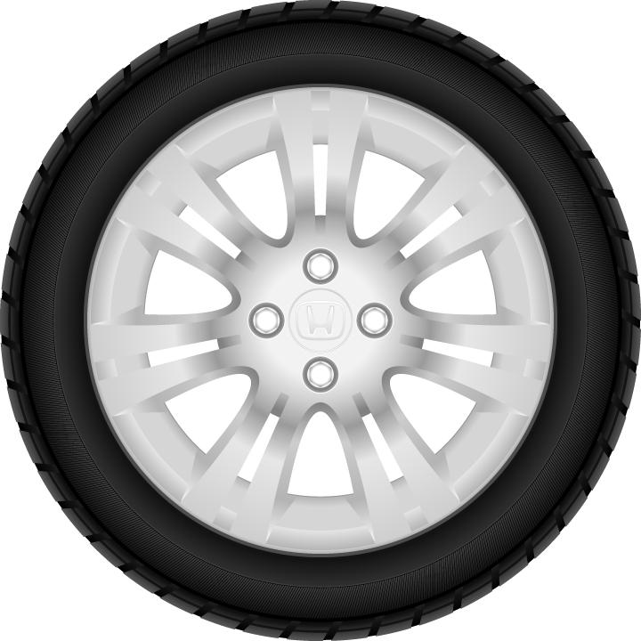 タイヤ 以前に描いたホイールをはめるとこんな感じ。タグ:ホイール タイヤ 素材 ... タイヤを