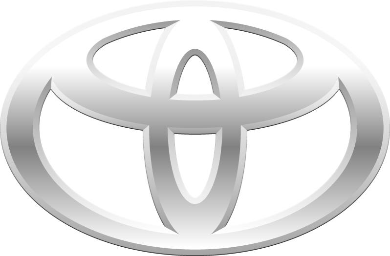 Toyotaのエンブレムを描いてみました さてと・・・最近どんな感じ?